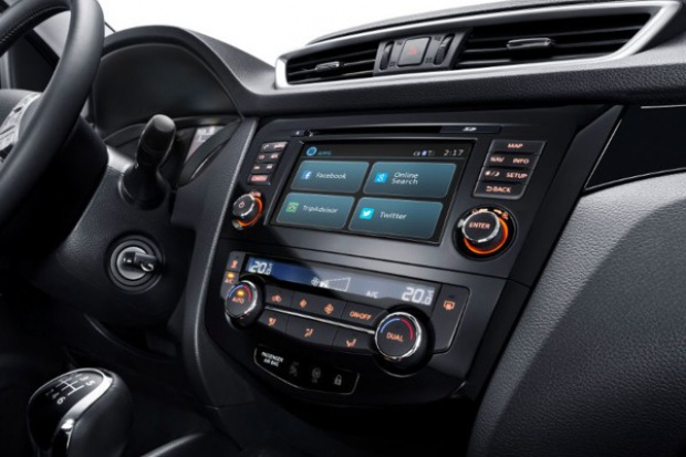 Multimedialny Bosch dla Nissana