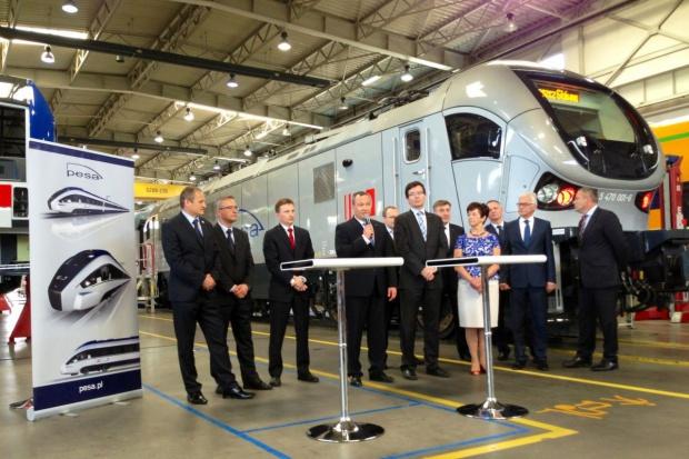 Pesa ma umowę na dostawę 20 pociągów dla PKP Intercity