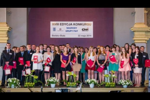 Fiat-Chrysler i CNH Industrial nagradzają dzieci pracowników