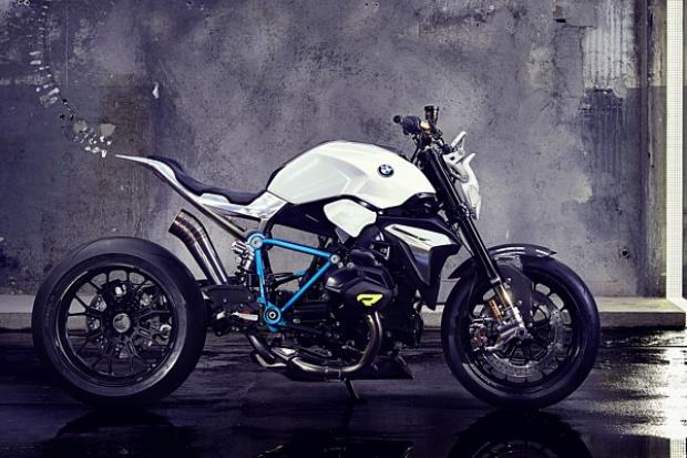 Motocyklowy roadster BMW