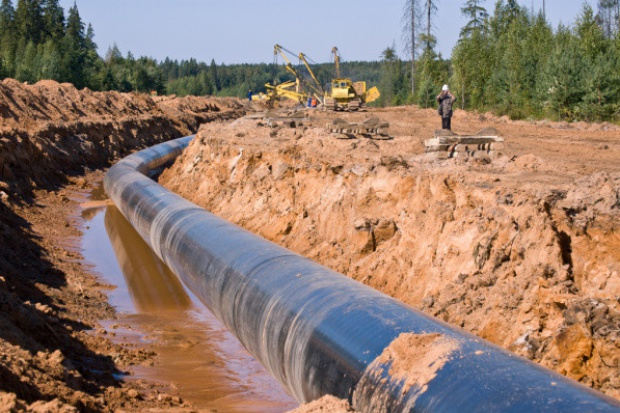 Polska narażona w przypadku przerwania dostaw gazu z Rosji