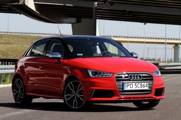 Do salonów Audi wjeżdża S1 i S1 Sportback