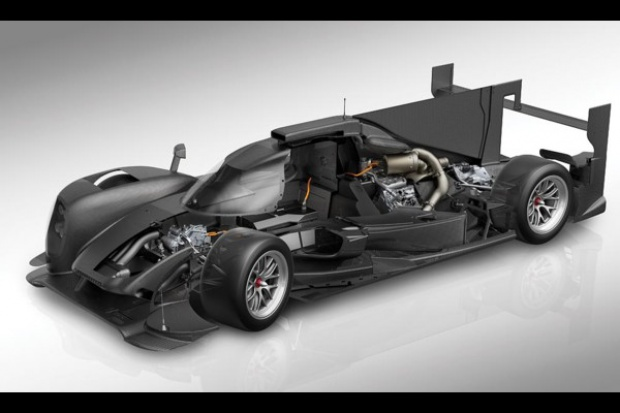 Laboratorium Porsche w 24h Le Mans