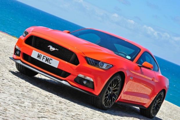 Ponad 9 300 Europejczyków rezerwuje pierwsze egzemplarze nowego Mustanga