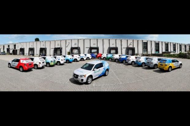 Wodorowe pojazdy Opla i GM pokonały już 3 miliony mil