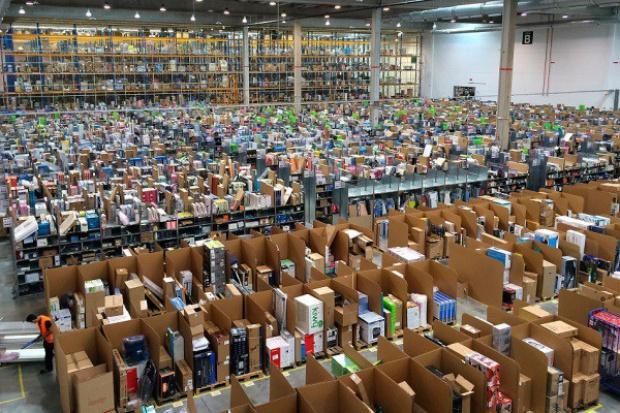 Zapowiedź kolejnego strajku w firmie Amazon