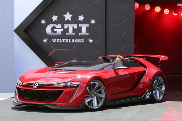 Światowa premiera VW GTI Roadster