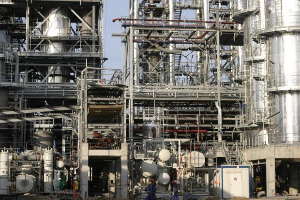 Rafinerie zyskują na dyferencjale