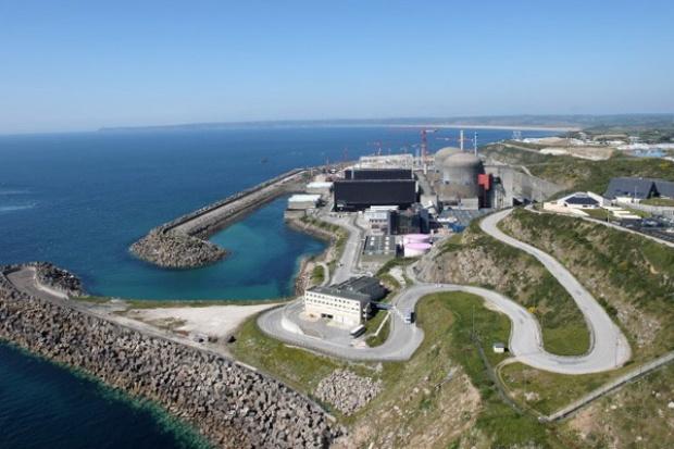 Francuska elektrownia jądrowa za 8,5 mld euro prawie gotowa