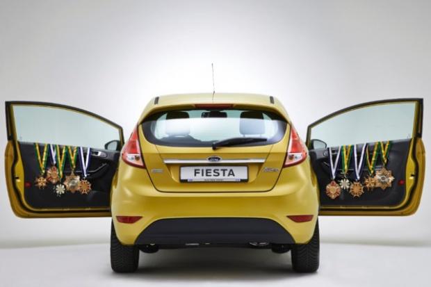 Fiesta najpopularniejszym małym autem Europy