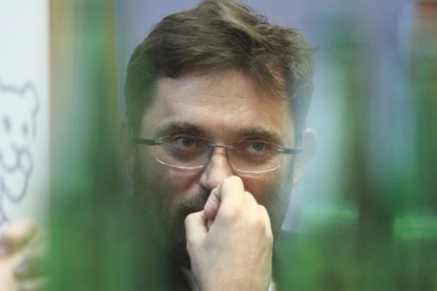 Tamborski odchodzi z MSP. Ma być kandydatem na prezesa GPW