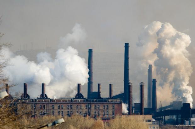 Sejm znowelizował ustawę dot. emisji przemysłowych