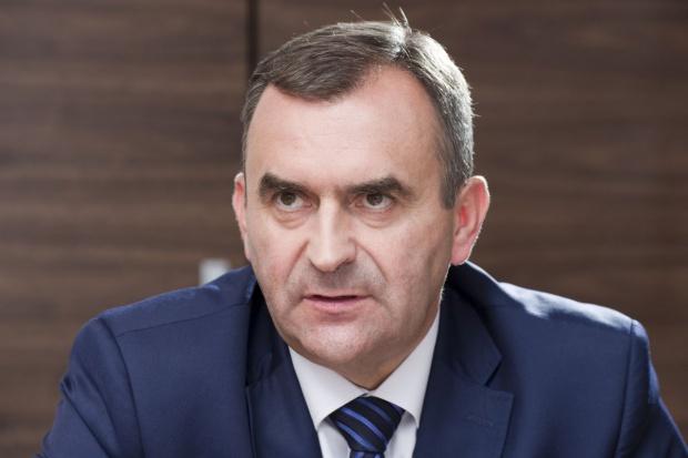 Karpiński: oczekuję od Tamborskiego umocnienia pozycji GPW w regionie