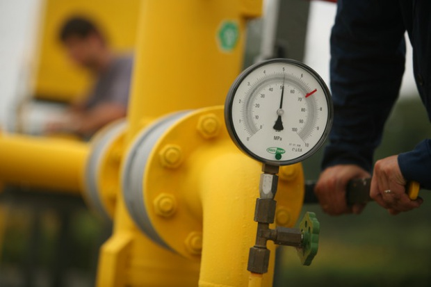 Gazprom przełożył Ukrainie przedpłaty za gaz