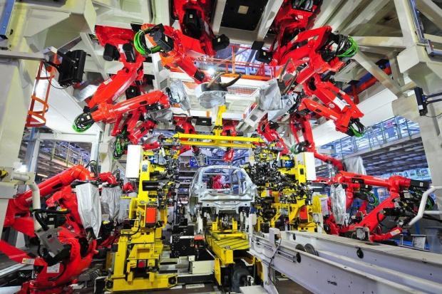 Powoli rośnie automatyzacja polskiego przemysłu