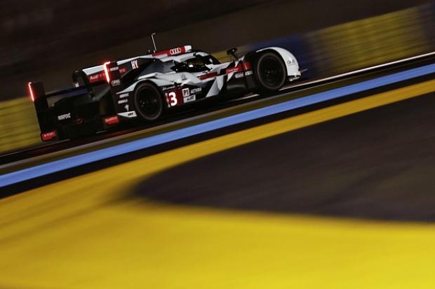 Audi znowu wygrało Le Mans