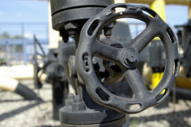 Naftohaz: dostawy rosyjskiego gazu spadły do zera