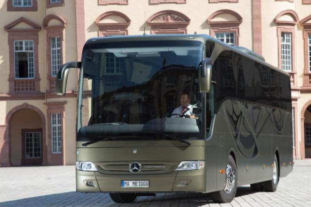 Podlasie-Express najchętniej z Mercedesem