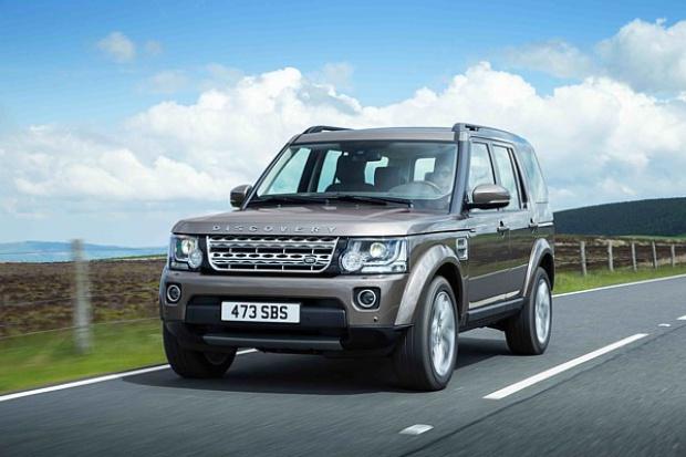 Urodzinowe dodatki Land Rovera w modelach roku 2015