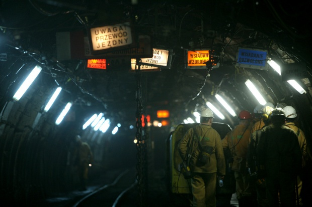 Młodzi górnicy najbardziej narażeni na wypadki