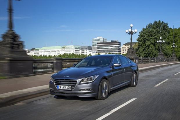 Hyundai wprowadza nowy model Genesis