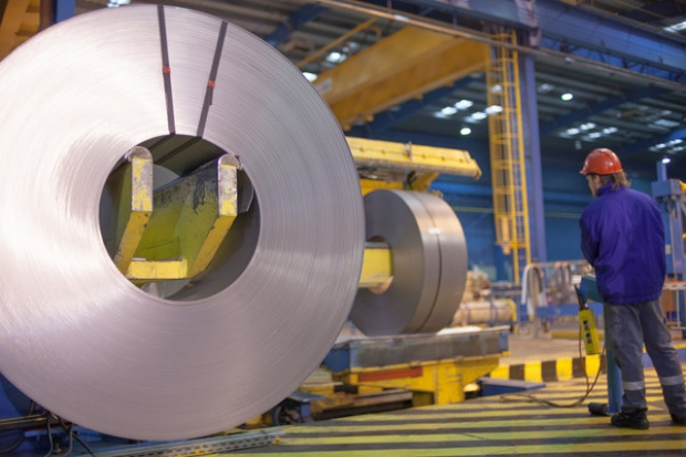 Europejski wzrost produkcji stali większy od globalnej średniej