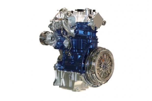 EcoBoost Forda znowu Silnikiem Roku