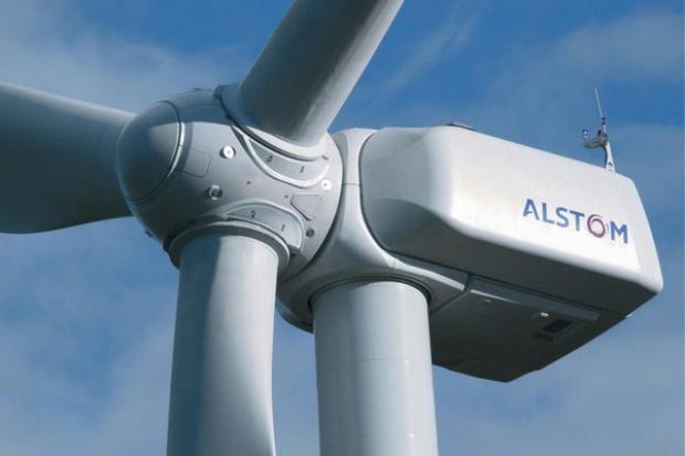 Alstom ma kontrakt na farmę wiatrową PGE za 336 mln zł