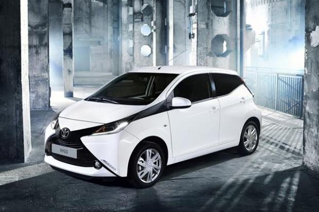 Nowe AYGO debiutuje w salonach Toyoty
