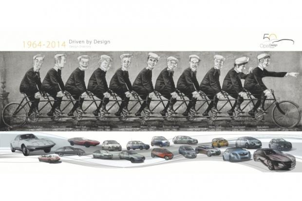 Opel: pół wieku europejskich konceptów