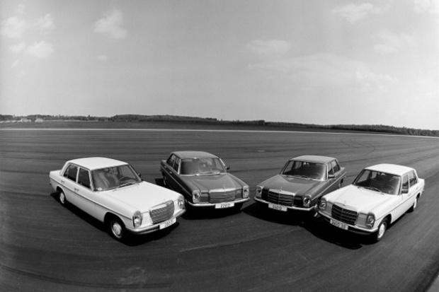 Prawie legenda: 40. urodziny Mercedesa 240 D