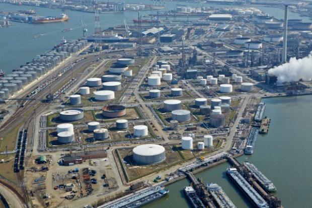 ExxonMobil zmodernizuje rafinerię w Antwerpii