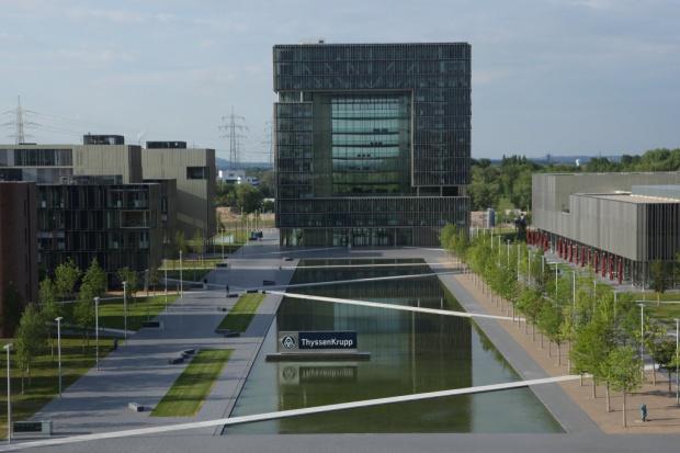 ThyssenKrupp uruchomił nową fabrykę w Chinach