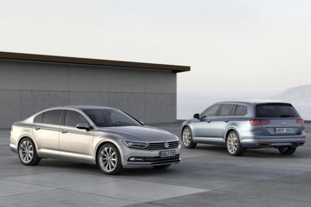 Volkswagen przed premierą nowego Passata