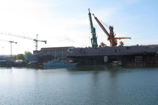 Remontowa Shipbuilding ma kontrakt za pół miliarda zł