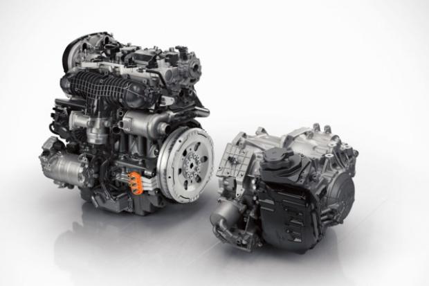 W nowym modelu Volvo stawia na hybrydę