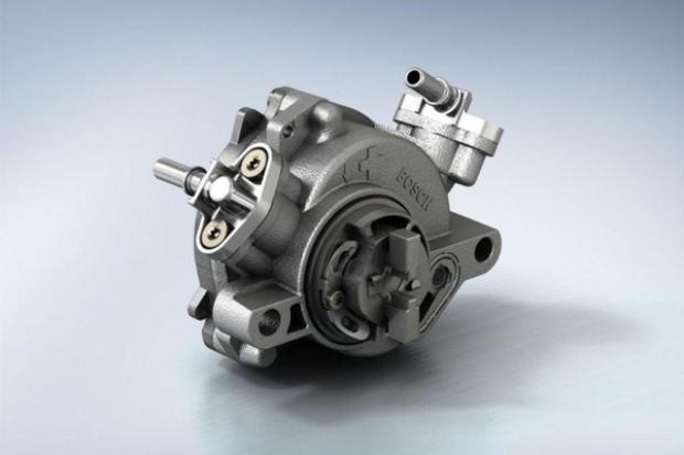 Bosch ulepsza mechaniczną pompę próżniową