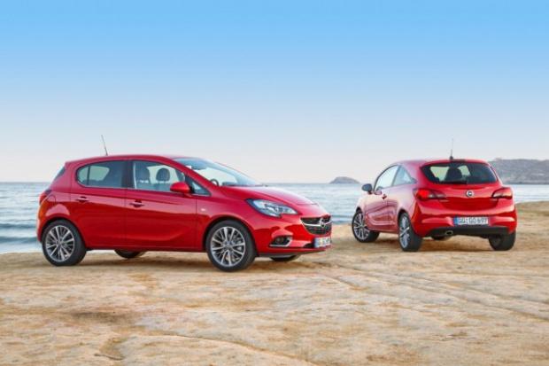 Opel przedstawia piątą generację Corsy