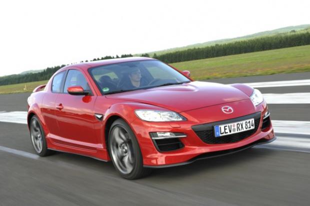 Będzie nowa Mazda z silnikiem Wankla