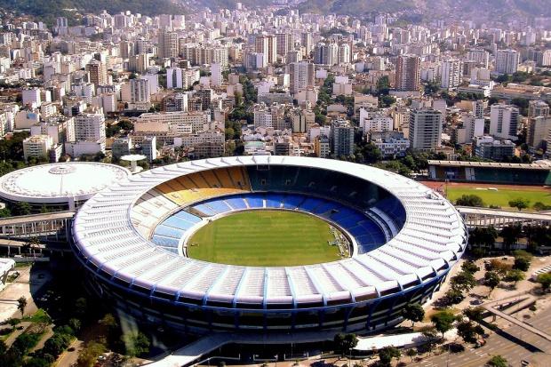Energooszczędne tajemnice stadionu Maracana w Brazylii