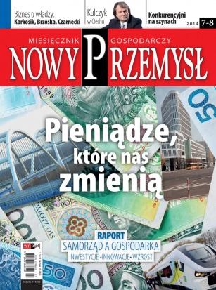 Nowy Przemysł 07-08/2014