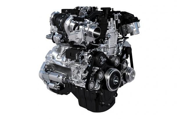 Ingenium: nowa rodzina silników Jaguar Land Rover