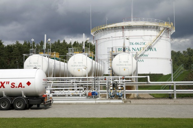 PGNiG rekordową ropą stoi