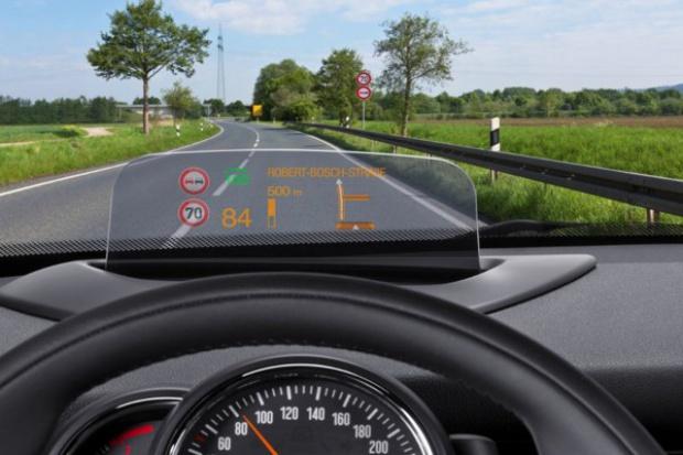 Nowa technologia wyświetlaczy do samochodów