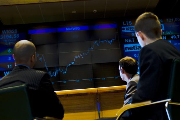 Niepokój na światowych rynkach po katastrofie na Ukrainie