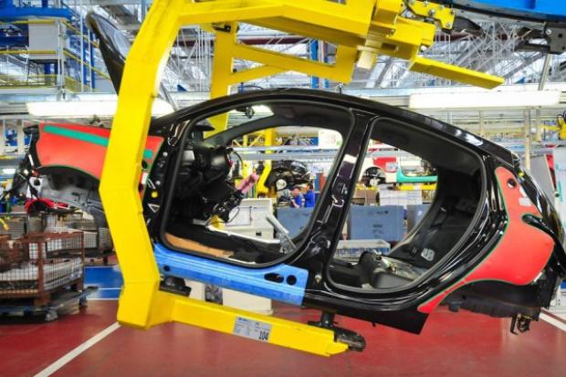 Fiat w Tychach liczy na utrzymanie wzrostu produkcji