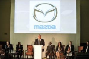 Mazda partnerem 14. Światowego Szczytu Noblistów
