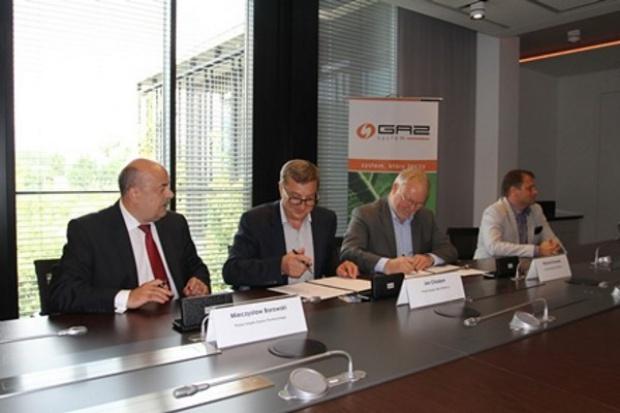 Bezpieczny przesył gazu ziemnego celem współpracy GAZ-SYSTEM S.A. i Urzędu Dozoru Technicznego