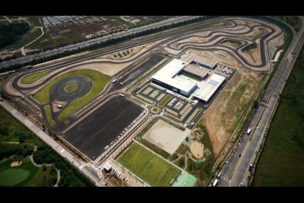 BMW uruchomiło Driving Center w Azji