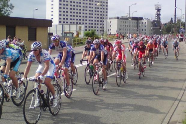 FIAT partnerem Tour de Pologne.